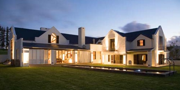 Modern Cape Dutch Style Architecture