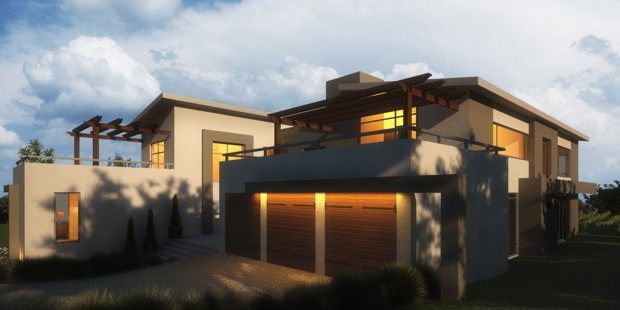 Modern architect for Modern home designs south africa