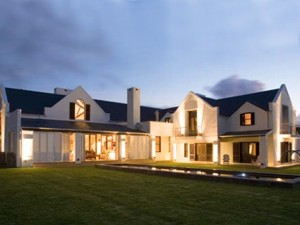 Cape dutch architects for Cape dutch house plans