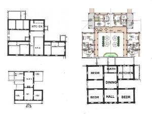 Dutch House Plans Designs
